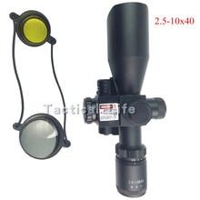 2016 2 5 10X40 e rsniper Rifle Scope High definition Seismic Sight And Bird watching Binoculars