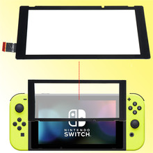 Touch Screen Replacement Part Outer Glass Panel Digitizer Game Accessory For Nintend Switch Gaming Console For NS