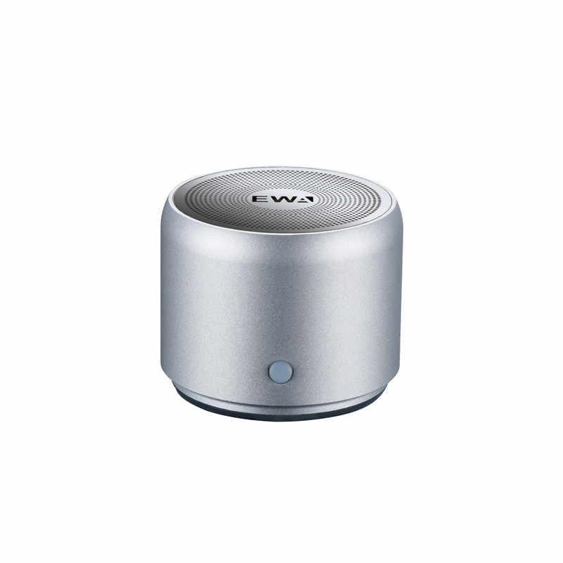EWA Super-mini altavoz impermeable Bluetooth 2018 Japón mejor sonido/bajo calidad EWA A106 Pro altavoz portátil Bluetooth 5,0