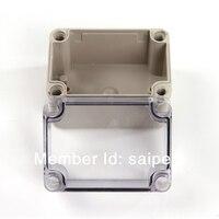 High Quality ABS Plastic Enclosure Waterproof Box Electronics Box 80 110 85mm