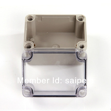 High Quality ABS Plastic Enclosure Waterproof Box Electronics Box 80 110 85mm