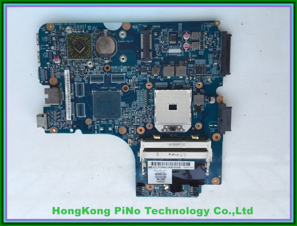 ФОТО Free shipping For HP 4445S 4446S 4545S motherboard 683600-001 48.4SM01.011 100% Tested 60 days warranty