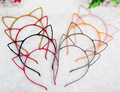 1 PCS Stylish Women Girls Cat Ears Headband Accessories Sexy Head Band Multicolor Hello Kitty Styling Tools Headwear