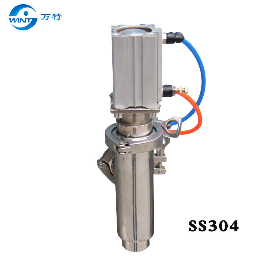 Free Shipping sauce and Liquid Filling nozzle of Filling Machine,spare parts filling valve of pneumatic filler