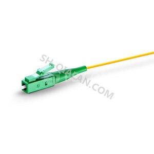 Image 5 - LC APC Codino 1m 1.5m 3m 10m Simplex 0.9 millimetri Rivestimento di PVC Singolo Modalità LC/ APC Ftth Cavo In Fibra Ottica Della Treccia