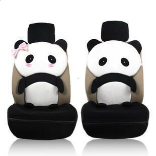 Cushion cartoon car seat four seasons general female four seasons car mats