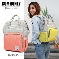 Baby Diaper Bags Backpack Designer Nursing Care Baby Bag For Mom Travel Nappy Bag Organizer Waterproof