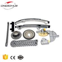 Onesimus di alta qualità catena di distribuzione kit qr20, catena di distribuzione del motore kit