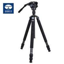 Si Rui R-3213X+VH10 camera camera three tripod