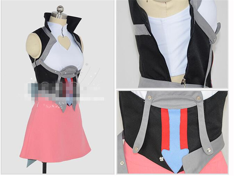 Hot Game RWBY NoraValkyrie Cosplay Costume Beautiful Hot Sale Dress Custom Made Woman Man Clothing