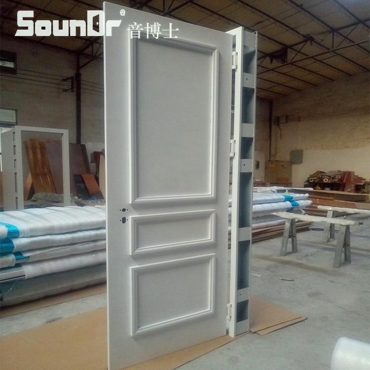 Tansive construcción insonorizadas con marco de Aluminio de doble ...