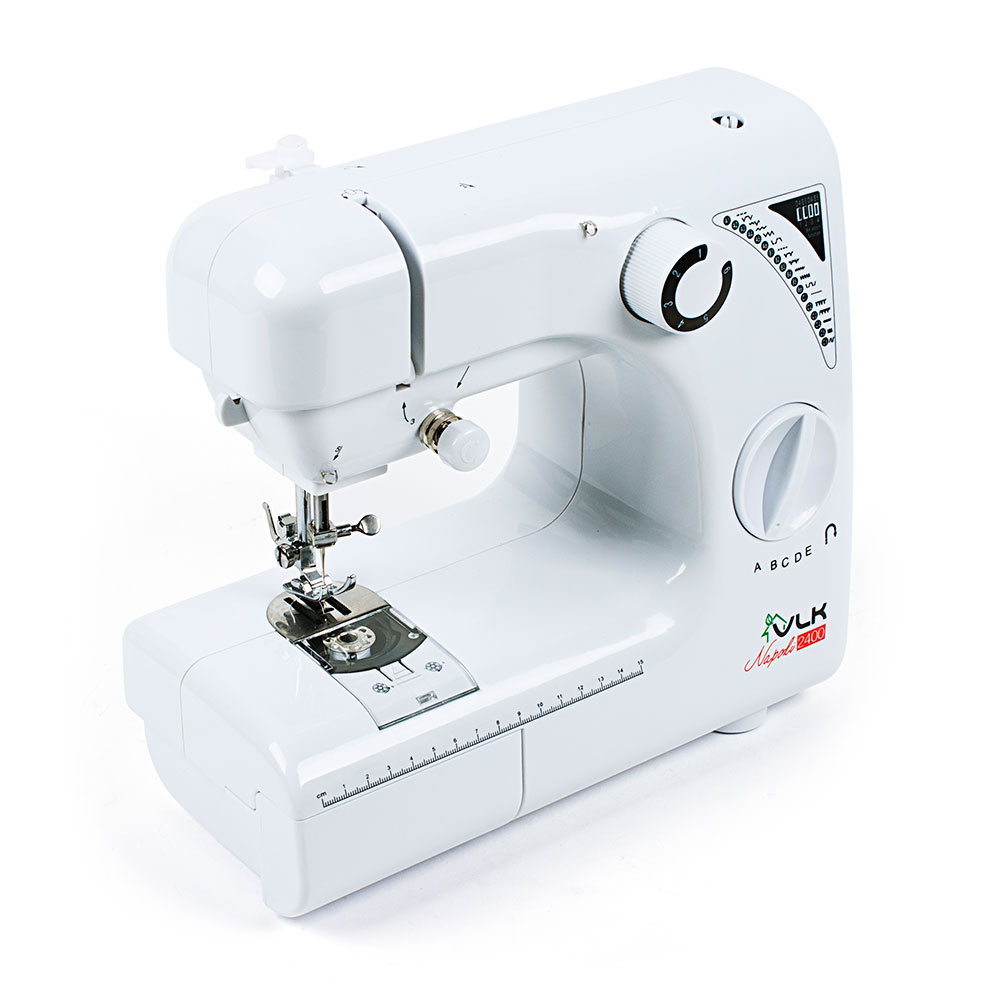 Sewing machine VLK Napoli 2400 80080 люк evecs d5060 ceramo comfort