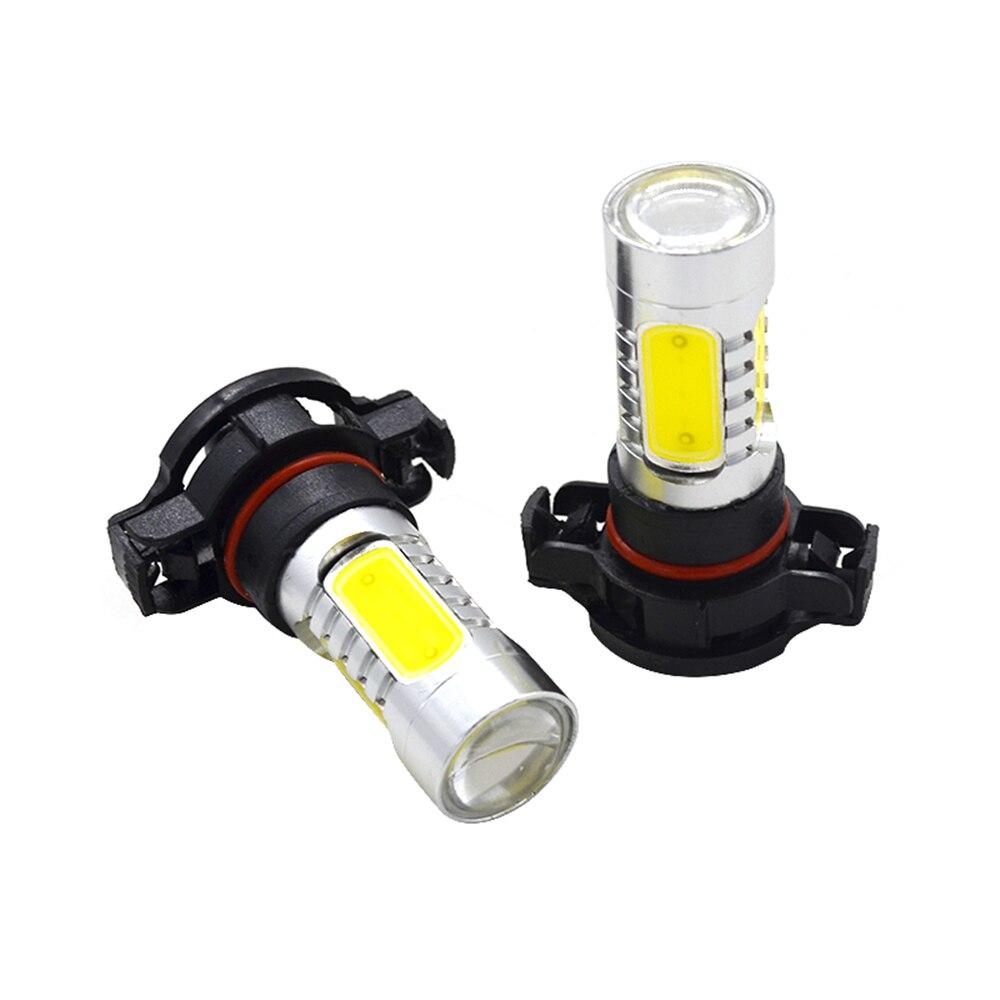 Reasonable Fit For Truck Foglight Lamp 9006 9012 9006hp 9006xs Led Blue Color Car Fog Light Bulbs Projector Drl Accessories Trim Latest Technology Car Lights Car Fog Lamp