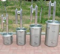 Бесплатная доставка 12 л литров 3 галл дома дистиллятор Самогон Еще духи воды спиртовое масло кипятильный Thumper бочонок Brew Kit вино решений