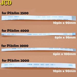 Image 5 - JCD 2 قطعة شحن لوحة دارات مطبوعة والطاقة التبديل الكابلات المرنة ل PS3 سليم PS2 10pin 12pin 14pin الشريط الكابلات المرنة ل PS4