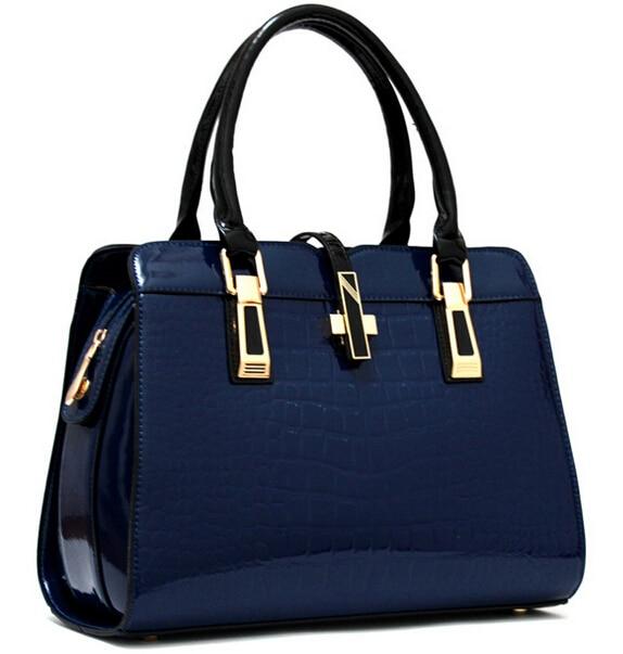 Designer Women's Genuine Leather Handbags Vintage