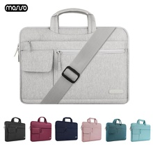 MOSISO Laptop Bag Sleeve 11 12 13.3 14 15.6 Inch Waterproof Notebook Bag For Macbook Air Pro 11 13 15 Computer Bag For Women Men все цены