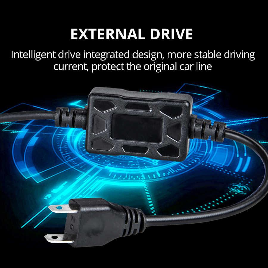 Avacom 2 pcs  h4 led h7 Car Headlight Bulbs Kit LED 3000K 6500K 8000K 72W 8000LM H1 H11 9005 HB3 9006 HB4 H8 H9 Auto Headlamp