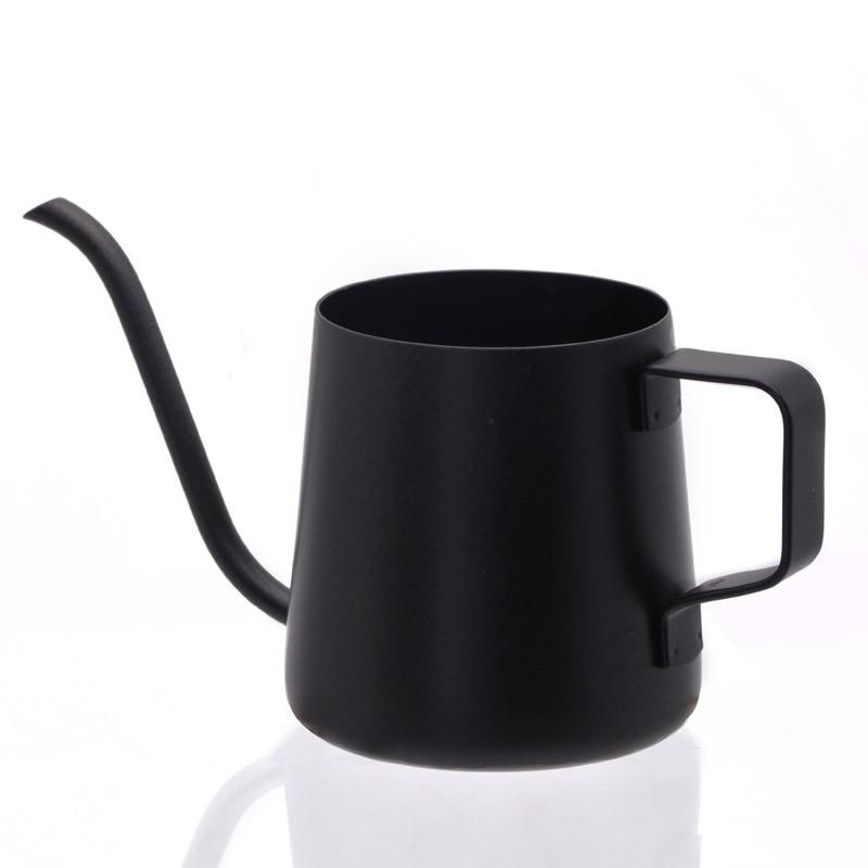 250ml Mini Stainless Steel Teapot Drip Coffee Pot Long Spout Kettle Cup Home Kitchen Tea Tool250ml Mini Stainless Steel Teapot Drip Coffee Pot Long Spout Kettle Cup Home Kitchen Tea Tool