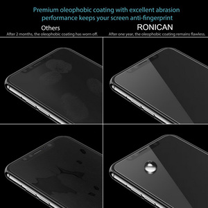 Image 5 - 6 pièces en verre trempé pour iPhone XR X XS 11 Pro MAX écran protecteur Film protecteur pour iPhone 6 6s 7 8 Plus 5 5s 5C SE 2020