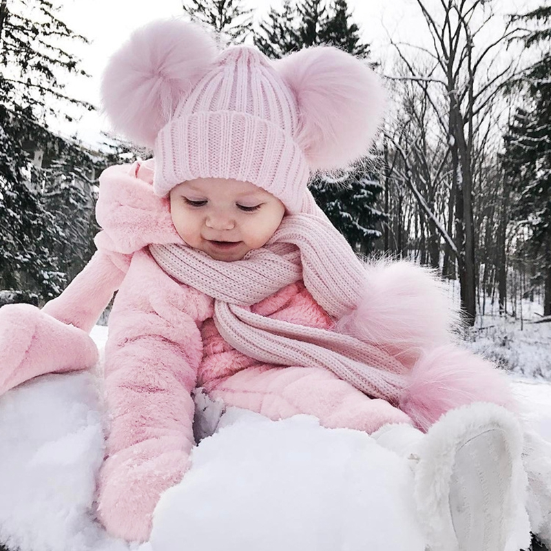 Cute Big Ear Baby Rompers Cartoon Rabbit Infant Girls Boys Velvet Jumpers 2017 New Kids Baby Outfits Clothes Chlidren Clothing mother nest 3sets lot wholesale autumn toddle girl long sleeve baby clothing one piece boys baby pajamas infant clothes rompers