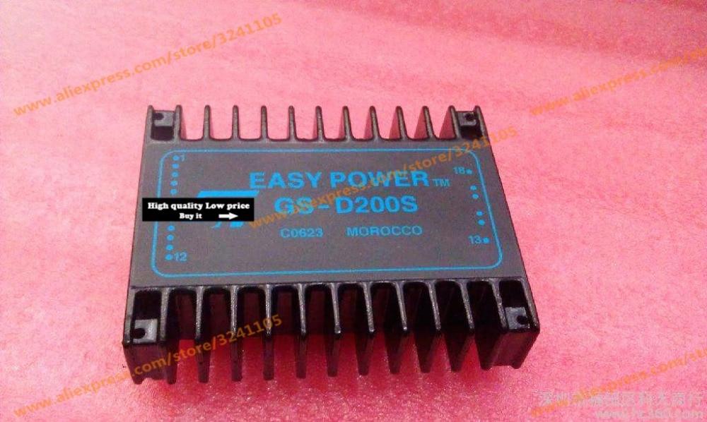 Free shipping NEW GS-D200S MODULE module gs r400v module rxdz