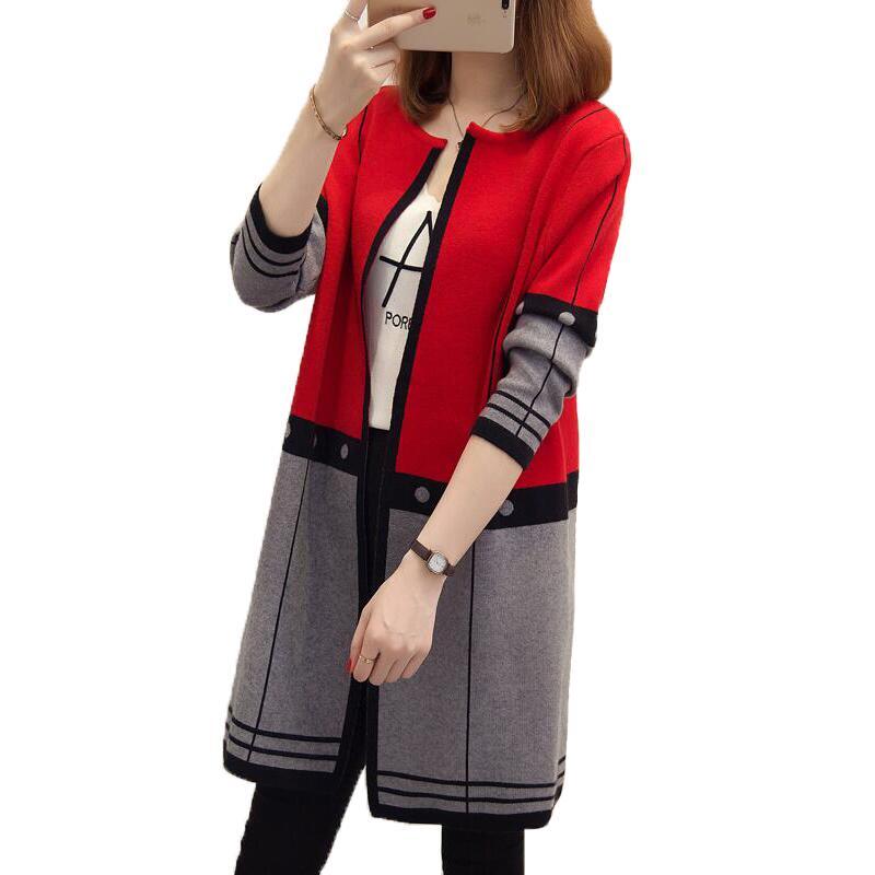Popular Plus Size Long Sweater Coat-Buy Cheap Plus Size Long ...