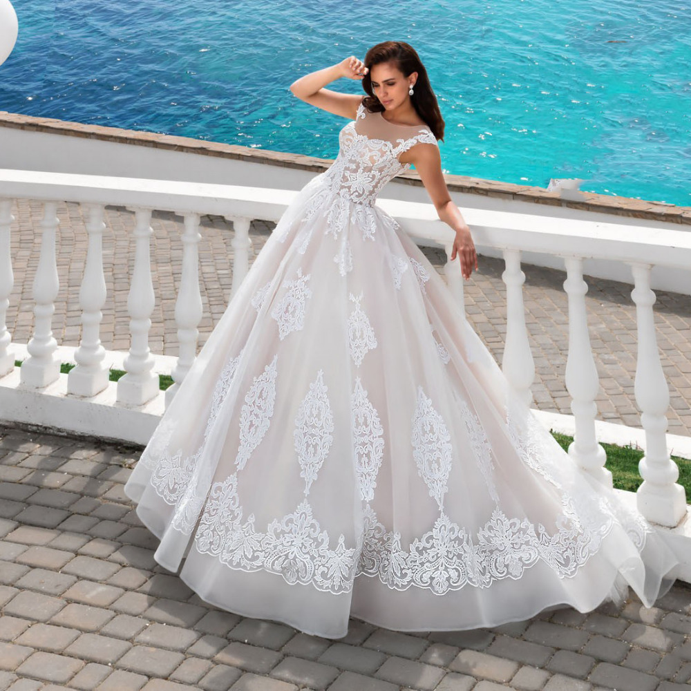 New Style Wedding Dresses 2017 In : Buy new fashion lace beach wedding dresses sexy appliques bridal