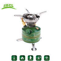 BRS Camping Stove Portable Non preheating Gasoline Oil Fuel Stove For Outdoor Hiking Fishing Picnic Field Operations Cooker