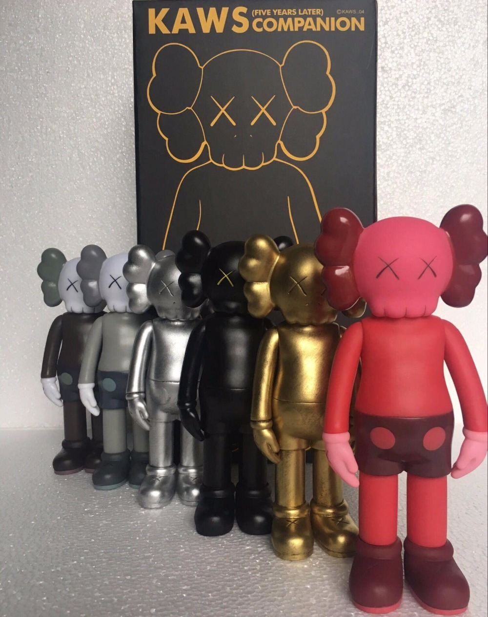 MANDKaws planet doll 16 inches dolls hand-done decoration christmas gift original fake bf00111MANDKaws planet doll 16 inches dolls hand-done decoration christmas gift original fake bf00111