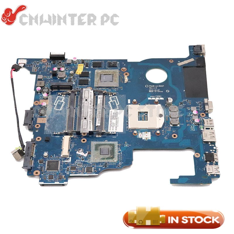 NOKOTION MBRA502001 MB.RA502.001 For acer aspire 5950 5950G laptop motherboard P5LM0 LA-6931P 5850M GPU HM65 DDR3NOKOTION MBRA502001 MB.RA502.001 For acer aspire 5950 5950G laptop motherboard P5LM0 LA-6931P 5850M GPU HM65 DDR3