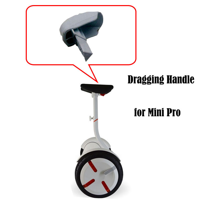 Handle of dragging pole for Ninebot Mini Pro Electrical Scooter Xiaomi Mini Pro Hoverboard xiaomi mini pro balance scooter handle adjustable hand control quick release extension handrail for xiaomi mini pro scooter