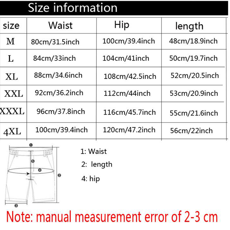 Men shorts 2018 Summer Style High Quality Quick Dry quickly Shorts Men Fashion casual Short Pants