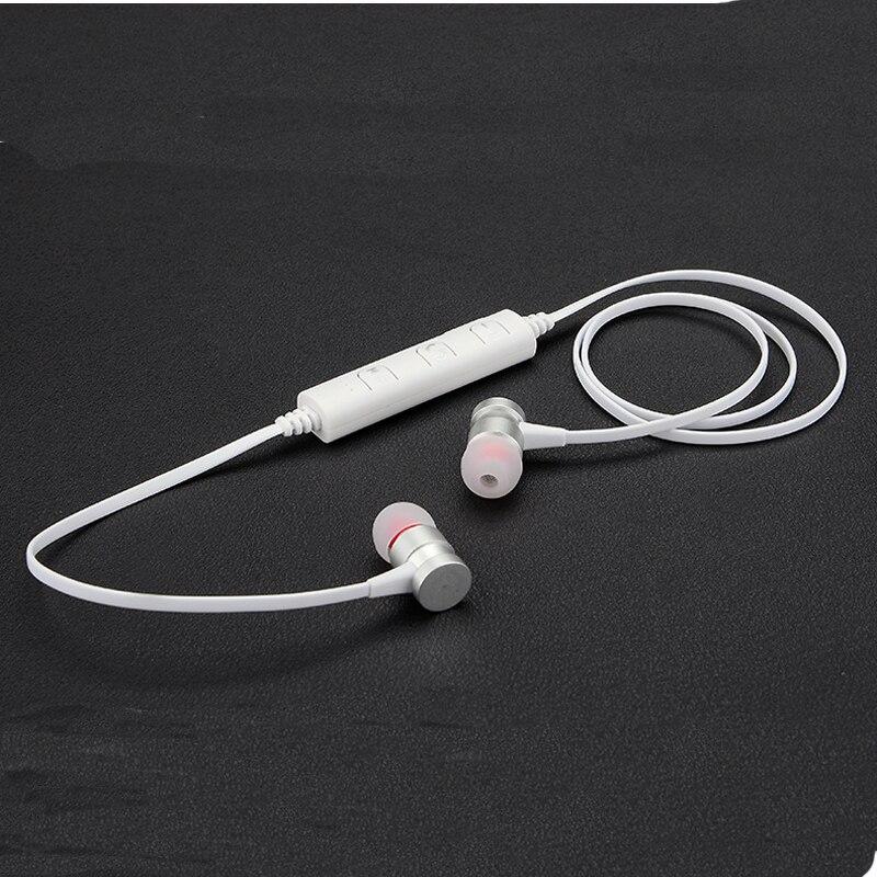BreezeMusic2017 Nuova Cuffia Senza Fili Auricolare Bluetooth interruttore Magnetico Per Il Telefono Neckband Écouteur Cuffie Bluetooth V4.2