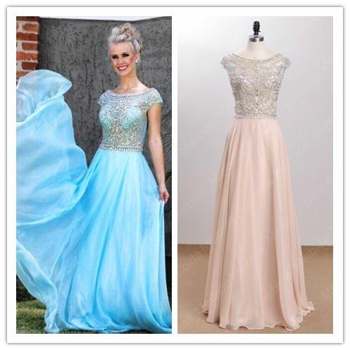 Online Get Cheap Light Blue Prom Dresses -Aliexpress.com  Alibaba ...