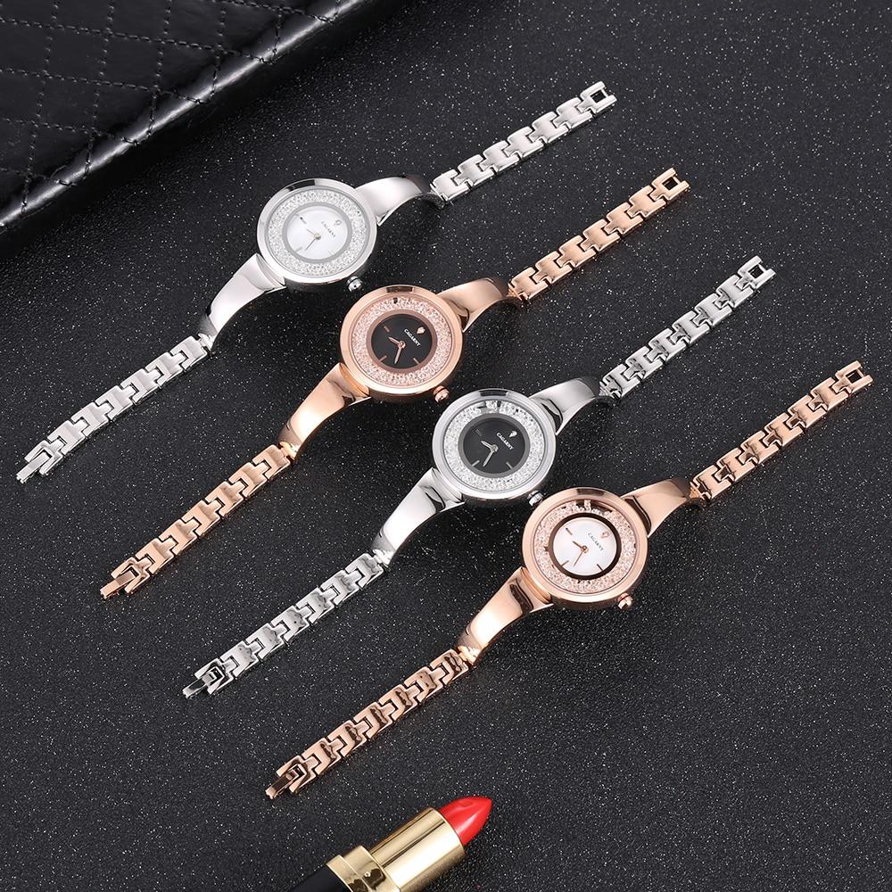 Stainless Steel bracelet bangle Watches Women Top Brand Luxury Casual Clock Ladies Wrist Watch Lady Relogio Feminino (8)