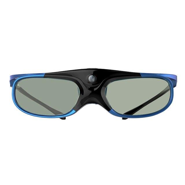 1 pc Óculos de Obturador Ativo Recarregável 3D Apoio 96 120 144 hz Para  Xgimi Z3 Z4  h1 H2 Nozes G1 P2 BenQ Acer   Projetor DLP LINK 24ac944a7a
