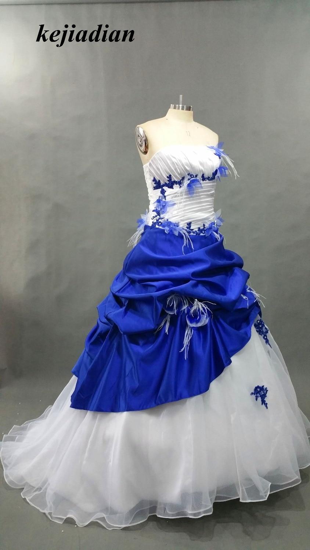 Atemberaubend Marineblau Brautkleid Zeitgenössisch - Hochzeit Kleid ...