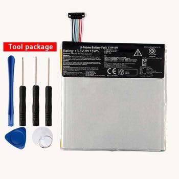 цена на Original High Capacity C11P1311 Battery For ASUS MeMO Pad HD 7 K00S ME175KG ME7510KG Dual SIM HD7 3910mAh