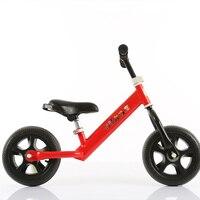 תינוקות ילדי הניצוץ של אופני מכונית איזון, קטנוע ללא ילדים מעץ, שני גלגלי אופניים 10 Inch, מכונית צעצוע, שני גלגלי אופניים