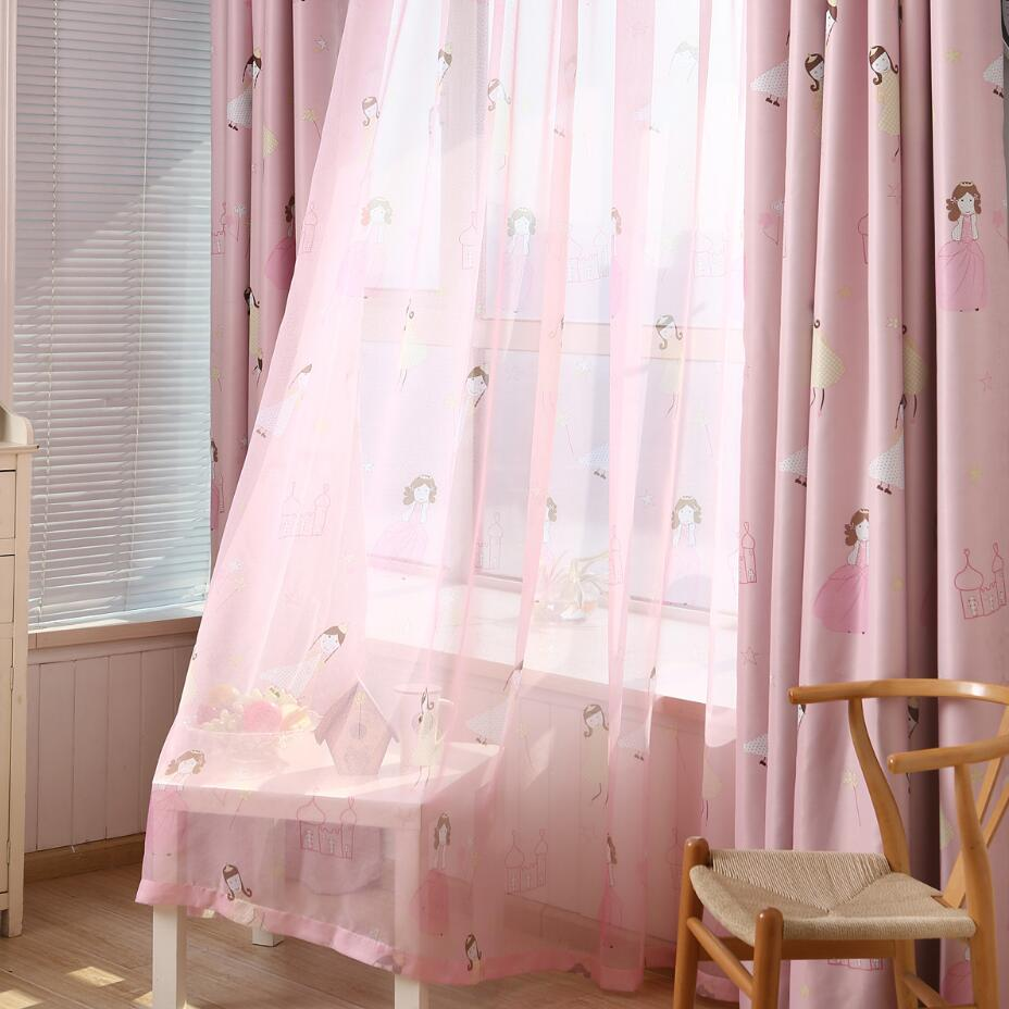curtain room sweet girls for darkening pink curtains best p