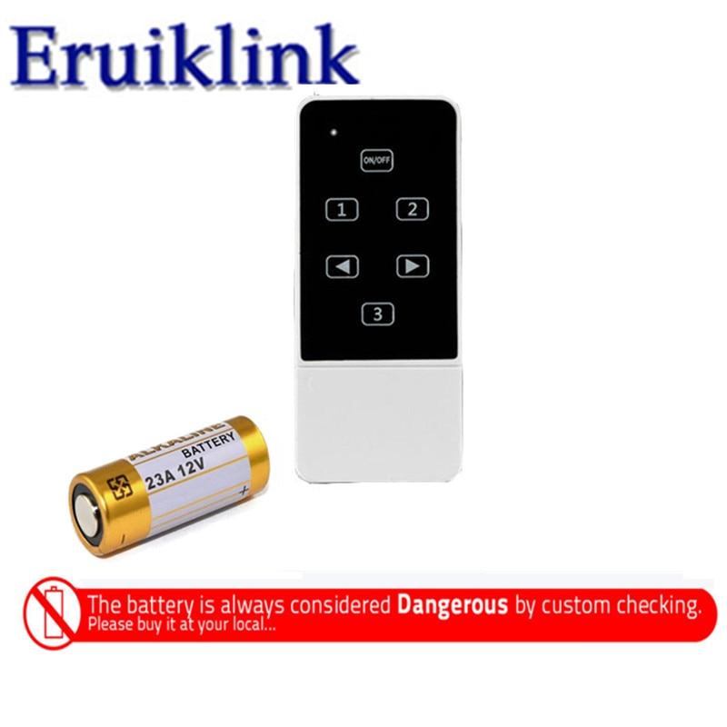 Купить с кэшбэком Smart Home EU Dimmer Switch 220V,Touch Panel Wireless Remote Wall Light Dimmer Switch Wifi Control Via Broadlink Rm Pro/Geeklink