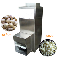 Electric Garlic Peeler Garlic Skin Peeling Machine Stainless Steel Garlic Peeling Machine