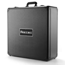 Popular Realacc Aluminum Suitcase Carrying Case Box Hardshell Portable Suitcase For DJI Phantom 4 Pro RC