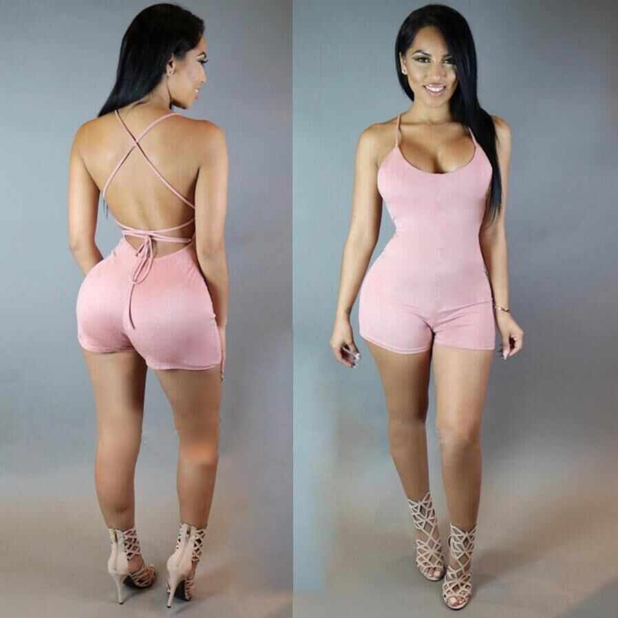 2bd47026011a Detail Feedback Questions about BKLD Rompers Womens Jumpsuit Summer ...