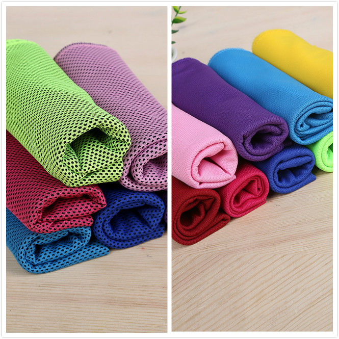 Cooling Sports Towel Ice: 2016 New 90cm Large Ice Towel Utility Enduring Instant