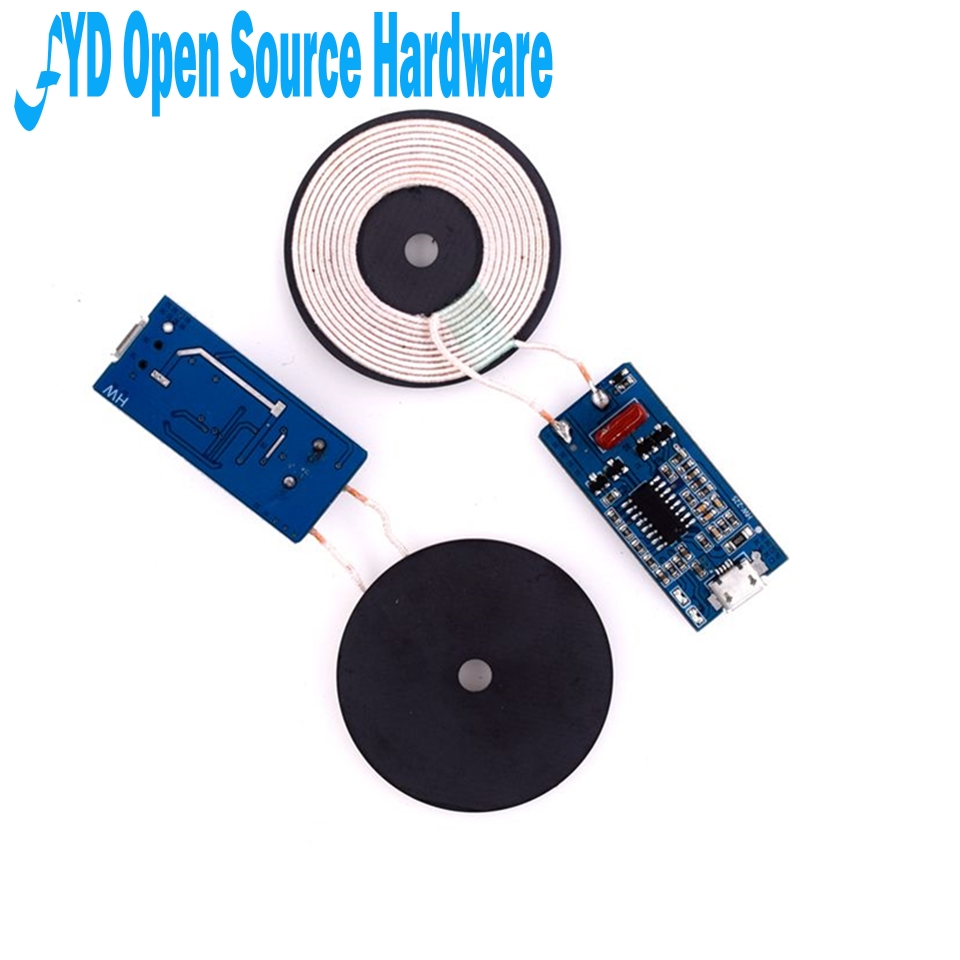 Standard Qi Wireless Charging Transmitter Charger Module For