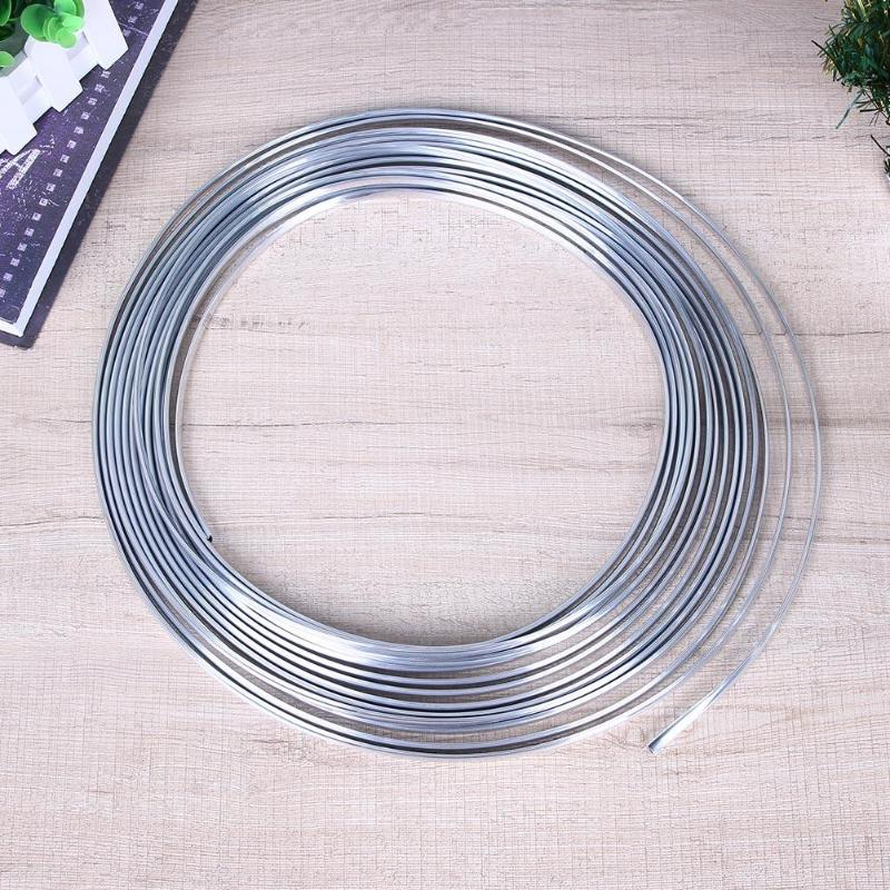 Image 4 - VODOOL 15m Car Chrome Decor Strip Trim Edge Sticker Auto Body Window Moulding Trim Sticker Car Accessories Exterior Decoration-in Interior Mouldings from Automobiles & Motorcycles
