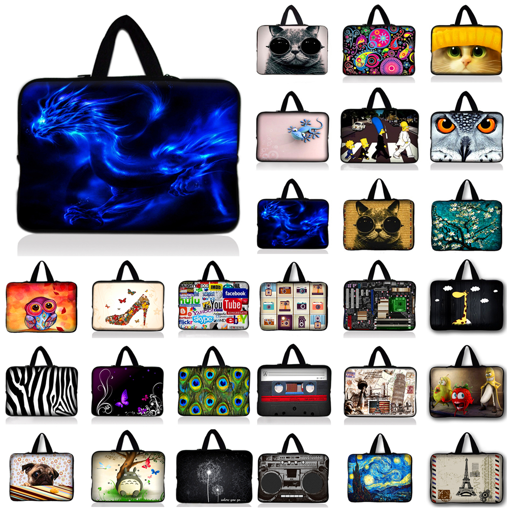 15.4 15.6 12 Laptop Bag Case for Macbook Pro 13 Waterproof Nylon Notebook Bag 14 for Dell XPS 13 Cover for Macbook Air 13 Pro 15