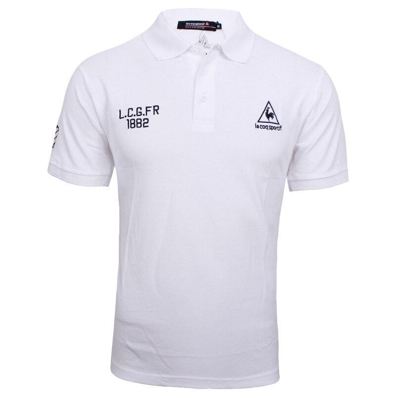 Le Coq Sportif 2017 Neue Sommer Männer Golf T-shirt Sommer schnell Trocknend...